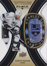 12-13 Black Diamond Dustin Penner Championship Rings Stanley Cup LA Kings 2012