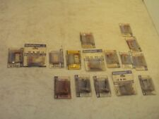 Lot (16) Westinghouse Overload Heater Elements MSH1.7A to MSH10.6A H17 FH26 FH85