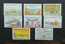 Antigua 1988 500th Anniversary of Discovery of America Columbus set  LMM