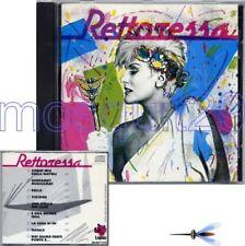 """DONATELLA RETTORE """"RETTORESSA"""" RARISSIMO CD - FUORI CATALOGO"""