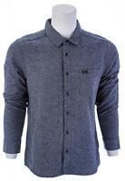 RVCA Men's Get Rhythm Flannel Shirt