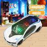 3D Supercar Stil elektrisches mit Rad Lichter Musik Jungen Mädchen Spielzeug