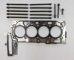FOR BMW 116D 118D 120D 123D 316D 318D 320D 520D X3D N47D 2.0 HEAD GASKET + BOLTS