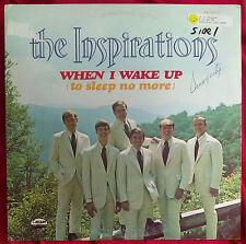 The Inspirations-When I Wake Up (to sleep no more)~Canaan Cas-9747~Xian Gospel