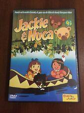 EL BOSQUE DE TALLAC JACKIE Y NUCA VOLUMEN 4 - 1 DVD PAL 2 - 4 EPISODIOS 100 MIN