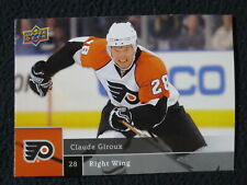 Claude Giroux Philadelphia Flyers Card Upper Deck