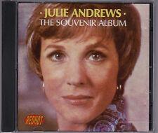 Julie Andrews - The Souvenir Album - CD (Columbia 471122 2 Australia)