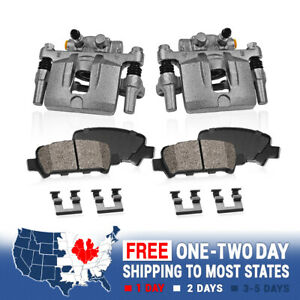 Rear OE Brake Calipers and Pads For Pontiac Solstice Saturn Sky