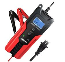 GOOLOO 6/12V Smart Battery Charger Portable Automatic Maintainer Car Jump Start