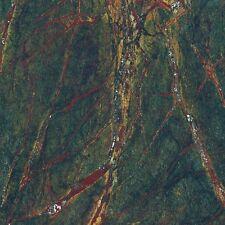 Dominikana grün poliert 60x60 Feinsteinzeug Natursteinoptik Bodenfliese 1 Stück