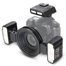 Meike MK-MT24 Macro Speedlight Flash for Canon DSLR Camera 1100D 1200D 70D 60D