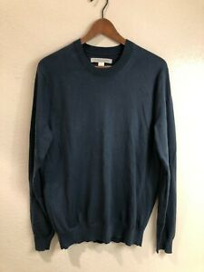 Outerknown Kelly Slater teal crew neck sweater (size: S) - great condition!
