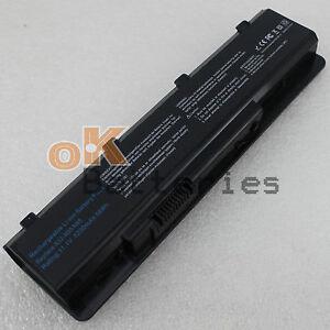 Battery for Asus N45E N45S N45SF N55E N55S N55SF N45SL N75E N75S N75SF A32-N55