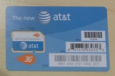 * At&T Prepaid/Post Paid Go 3G 2G / Edge Sim Card Alarms & Pet Tags *
