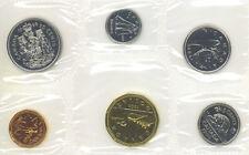 Canada 1988 Proof Like PL Coin Set Envelope COA