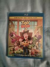 Toy Story 3 Blu Ray DVD Combo Pack