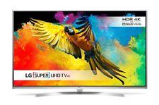 LG 49UH850V 49 Inch 3D SMART 4K Ultra HD LED TV Freeview HD Freesat HD C Grade