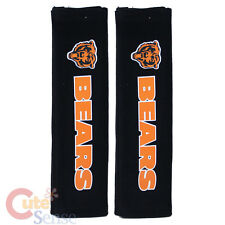 NFL Chicago Bears Seat Belt Cover Shoulder Pad Auto Accessory