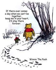 Winnie The Pooh And Piglet Hunt Pop Art Canvas 16 x 20  #2724