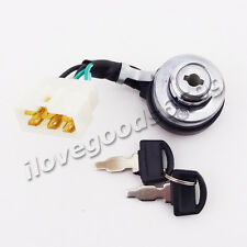 6 Wire On Off Start Ignition Key Switch Fit Chinese Portable Gasoline Generator
