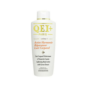 QEI+ Paris Harmonie Carrot Lightening Lotion 100% Original