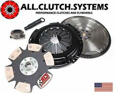 ACS STAGE 4 CLUTCH KIT+HD FLYWHEEL 90-02 HONDA ACCORD HONDA PRELUDE 2.2L 2.3L