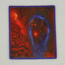 AVULSED Eminence in Putrescence (Printed Small Patch PURPLE Border) (NEW)
