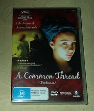 Common Thread R4 SEALED RARE FRENCH DVD Lola Naymark Ariane Ascaride Grand Prix