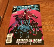 Blue Beetle #2 2006 comic book Keith Giffen John Rogers Cully Hammer Friend Foe