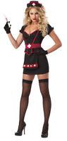 Sexy Nurse Cardiac Arrest Adult Women Costume