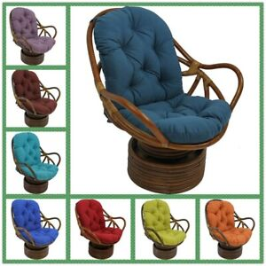 Swivel Rocker Cushion Washable Home Furniture Seat Mat Thicken Pad Chair Cushion