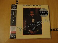 George Benson - Breezin' - SHM-SACD Super Audio CD Japan SACD