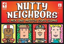 NUTTY NEIGHBORS GAME CARDS FUN MIX AND MATCH Cat Resq