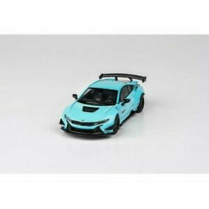 Paragon Liberty Walk BMW I8 Lhd Peppermint Green 2018 - 1:64
