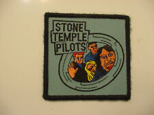 "VINTAGE STONE TEMPLE PILOTS EMBROIDERED 90'S ROCK-IRON ON PATCH- 3""X3"""