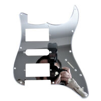 Mirror Electric Guitar Pickguard Scratch Plate for Fender Strat ST Parts HSH