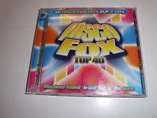 Cd    Discofox Top 40 von Various - Doppel-CD