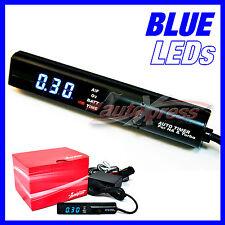 Jdm Turbo Timer De Lápiz Negro Control Luminoso dígitos Blue Led Nuevo apexi-style