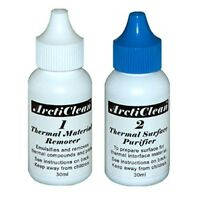ArctiClean ACN-60ML Set 1 & 2 Thermal Paste Material Remover & Surface Purifier