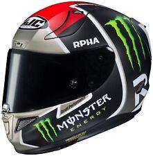 HJC RPHA-11 PRO Monster Jonas Folger Gray Motorcycle Helmet XXL 2XL 2X