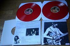 Frank Zappa – Austin 26 Oct 1973 double LP promo edition red vinyl