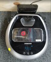 Samsung R7070 Series PowerBot Cyclone Force Robot Vacuum Cleaner #PB2122 Used