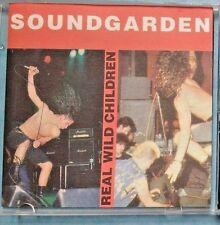 Soundgarden – Real Wild Children rare'94 italy2cd-live LA 90-EUROPE