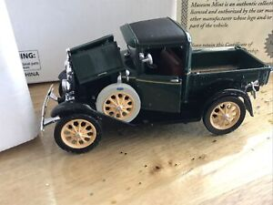 1931 Ford Model A Pick Up  1/32 COA Nat Museum Re A72