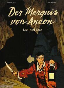 Der Marquis von Anaon Nr. 1 - 5 komplett Softcover Comic von Bonhomme