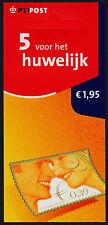 Netherlands 1073a Booklet Mnh Wedding Stamp