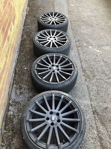 Ford Focus Rs Alloy Wheels