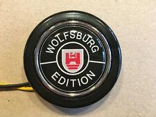 Hupenknopf Wolfsburg Edition VW Golf 1 2 3 Cabrio Scirocco Corrado MOMO Raid