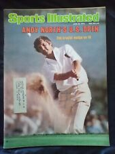 Sports Illustrated - June 26, 1978 - ANDY NORTH - PGA US OPEN