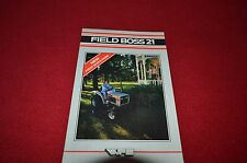 White Oliver Tractor Field Boss 21 Tractor Dealer's Brochure AMIL4